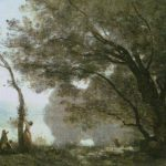 Воспоминание о Мортфонтене, 1864.