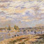 Мост возле Севра 1877