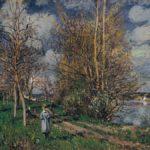 Маленькие луга весной 1881