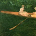 Лодка на Эпте 1890