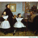 Семейство Беллели. 1860—1862
