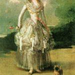 Маркиза де Понтехос. 1786