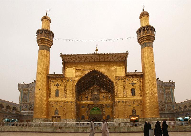 Мавзолей-мечеть Али в Эн-Наджафе