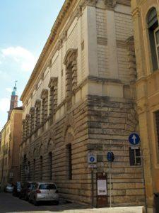 Палаццо Тьене, 1550—1551
