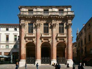 Палаццо дель Капитанио, 1565-1571