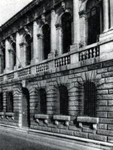Микеле Санмикеле. Палаццо Помпеи в Вероне. Ок. 1530 г. Фасад