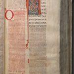 52r. Заставка Книги пророка Даниила