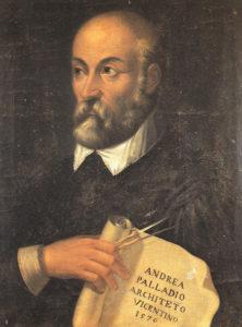 Портрет Андреа Палладио, XVII в.