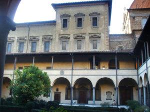 Библиотека Лауренциана, Флоренция, 1524