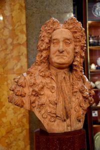 Бюст Хэнса Слоуна. Лондон, Британский Музей