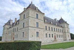 Замок Анси-ле-Фран