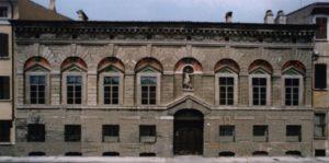 Мантуя. Собственный дом Джулио Романо, около 1544 г.