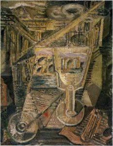 Масон. Бокалы. 1935