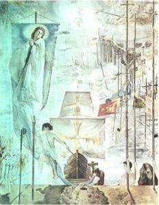 «Открытие Америки Христофором Колумбом» 1959