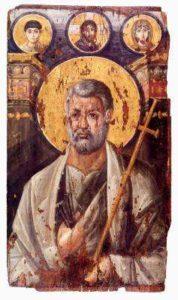 Апостол Петр. Синай, монастырь Св. Екатерины
