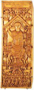Диптих Анастасия 517 г. Правая створка