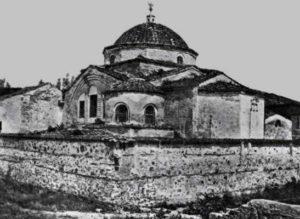 Никея (Турция). Церковь Успения