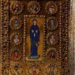 Оклад Евангелия. Обратная сторона. Венеция, библиотека Марчиана