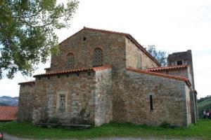 Церковь Санта-Мария-де-Бендонес
