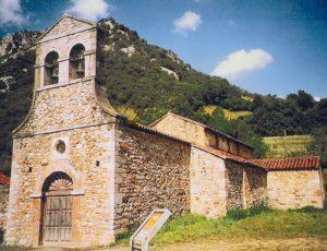 Церковь Санто Адриано де Туньона