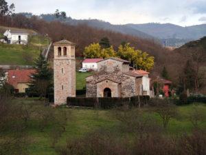 Церковь Сан - Педро - де - Нора