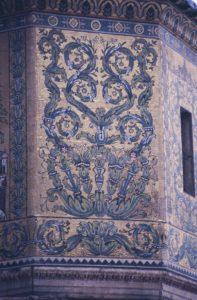 Мечеть Омейядов, деталь интерьера