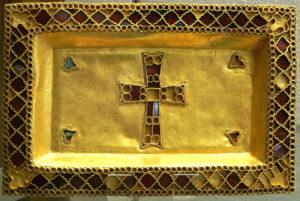 Блюдо, сокровища Гурдона, Кабинет медалей BNF