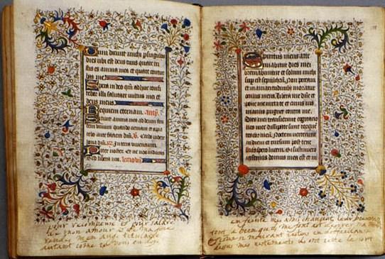 Требник Марии Стюарт (1490-е), РНБ
