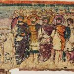 Plate 13 (fol. 12v), Троянская война