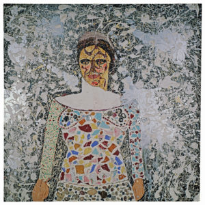 Ники де Сен-Фалль. Автопортрет. 1959