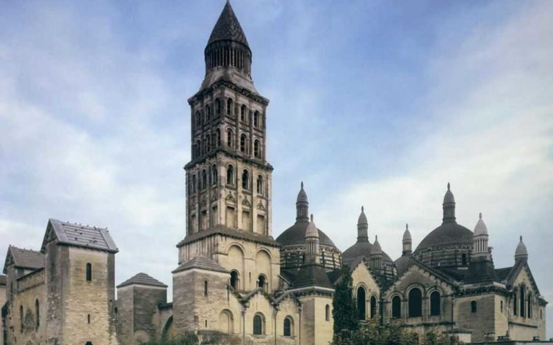 Церковь Сен Фрон в Перигё