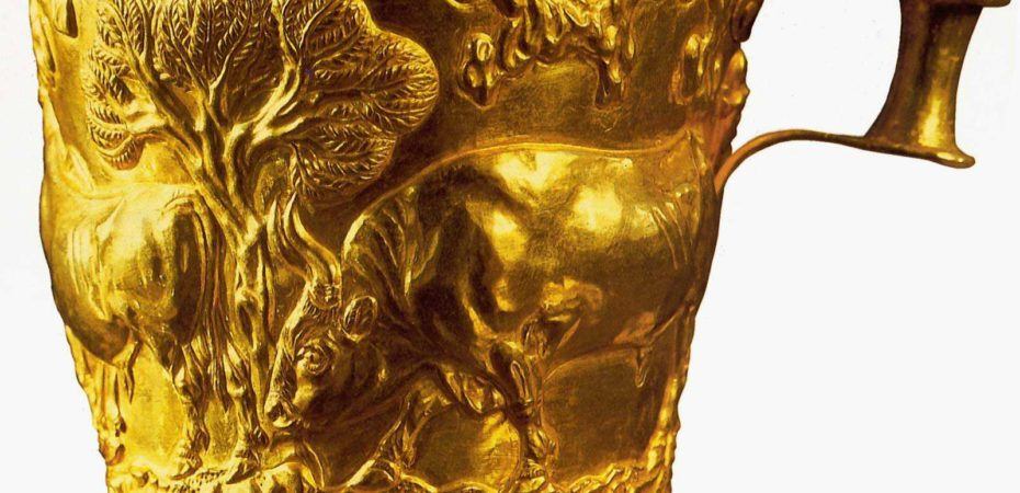Ювелирное искусство доисторической эпохи