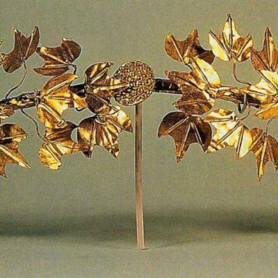 Эгейское ювелирное искусство