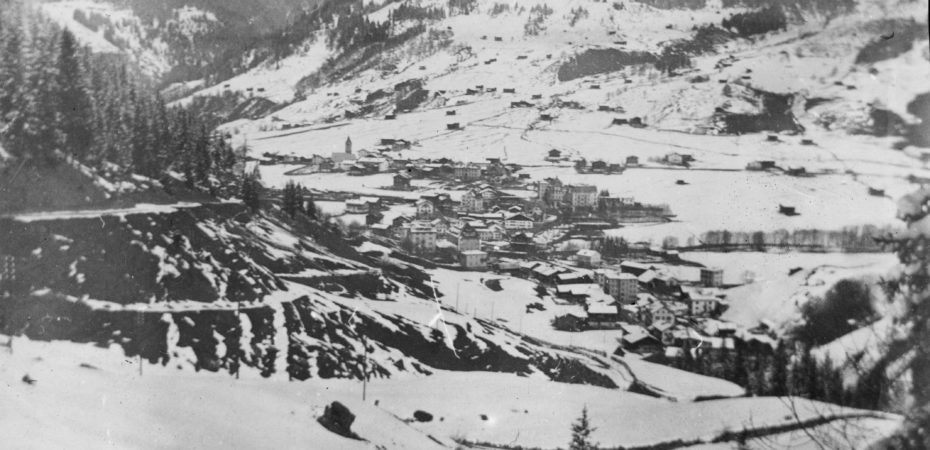 Alplandskap. (1912-1914)