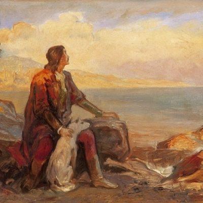 Александр (Шандор) фон Лицен-Майер (1839, Дьёр — 1898, Мюнхен)