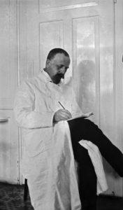Doktor Ludwig von Muralt. (1912-1914)