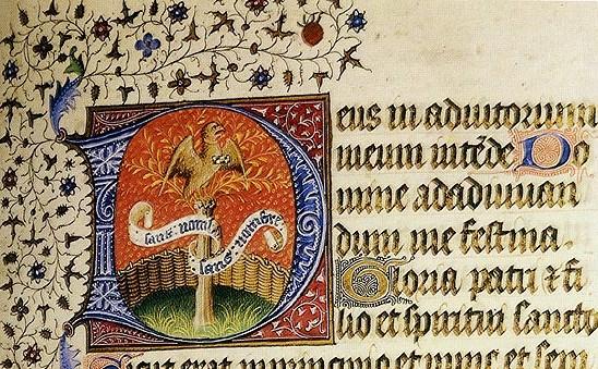 Часослов маршала Бусико (1405-1408, Париж / музей Жакмар-Андре, MJAP-Ms 1311)