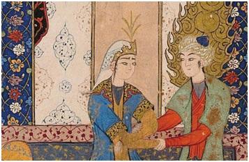 Творчество Кемаль-ад-Дина Бехзада (ок.1455 – 1535/36) и школа Герата