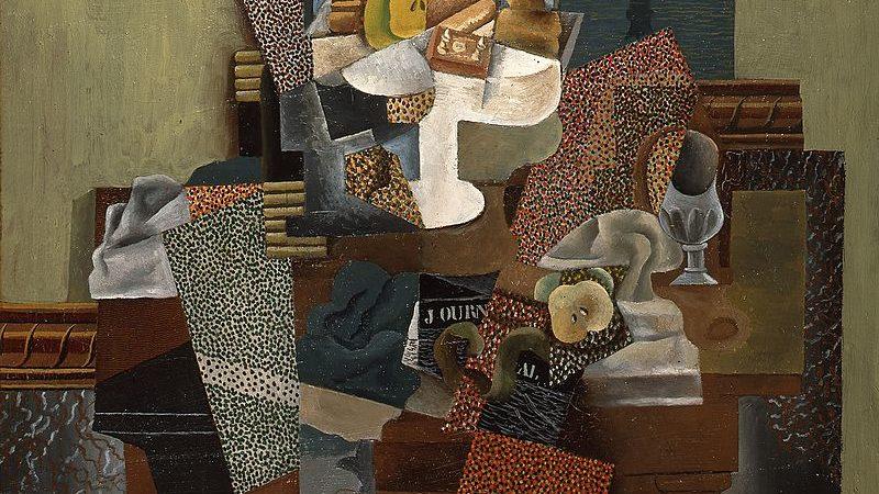 Творчество П. Пикассо: проблема эволюции художественного языка