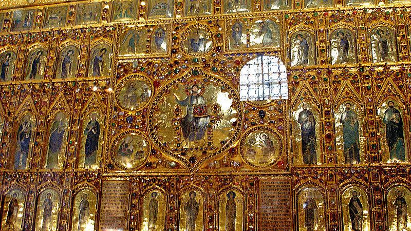 Ювелирное искусство Византии