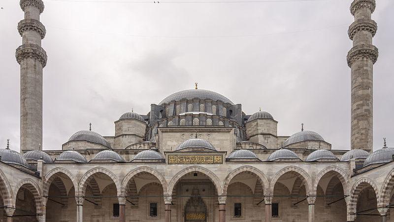 Творчество выдающегося турецкого архитектора Мимара Синана (1489-1588)