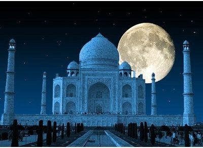 Художественный образ и особенности архитектуры мавзолея Тадж-Махал в Агре (1632 – 1650)
