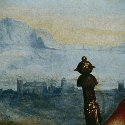 Описание и анализ картины Джорджоне «Юдифь». Ок. 1504, Государственный Эрмитаж