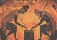 Типология и периодизация искусства Древней Греции
