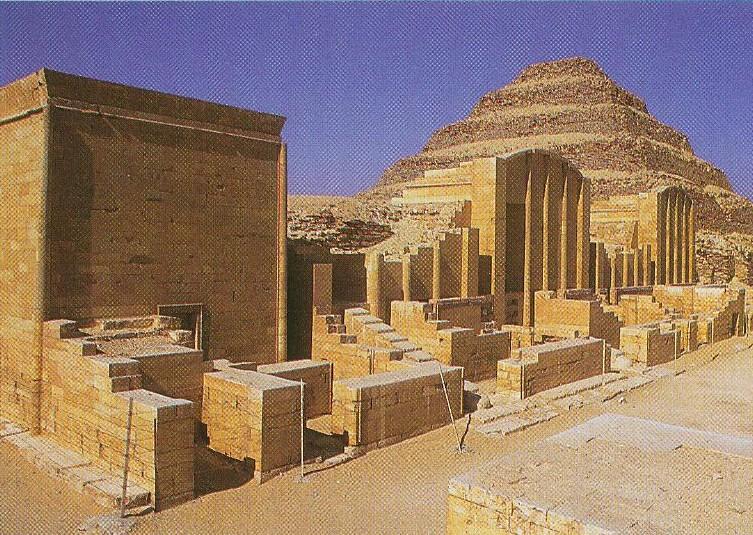 Архитектура Древнего царства
