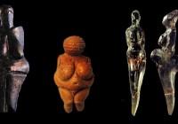 Мужские и женские символы в палеолитическом искусстве