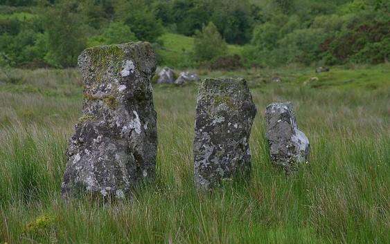 Drumskinny-stones