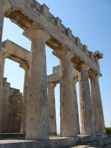 Храм Афеи на острове Эгина