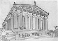 Ордер в архитектуре древней Греции: общая характеристика, основные памятники
