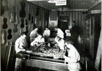 Организация труда и заработной платы на предприятиях культуры